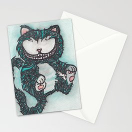 The Cheshire Cat Stationery Cards