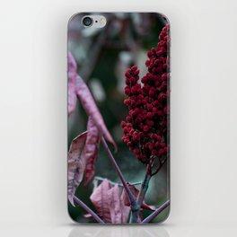 Scarlet iPhone Skin