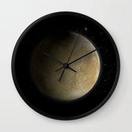 Planet2 Wall Clock