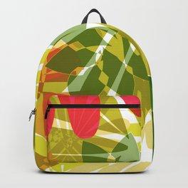 Blaetterdach II Backpack