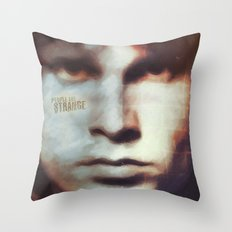 A Genius Draft Throw Pillow