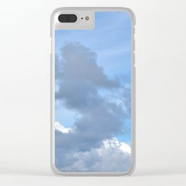 Cloud ring Clear iPhone Case