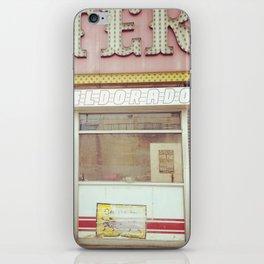 Eldorado, Coney Island iPhone Skin