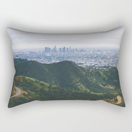 Griffith Park Rectangular Pillow
