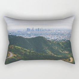 Griffith Park Rectangular Pillow