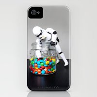 Busted! iPhone (4, 4s) Slim Case