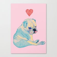 Bulle Canvas Print