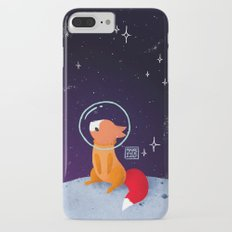 Where to next, little Fox? iPhone 8 Plus Slim Case