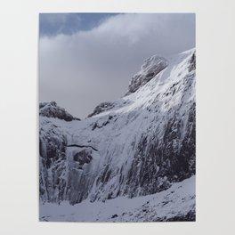 Vintage Mountain 14 Poster