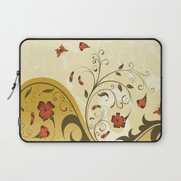 Art Flowers V13 Laptop Sleeve