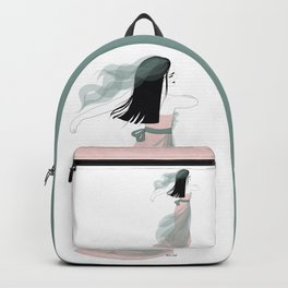 Bridal Collection - Bride In The Wind Backpack