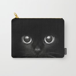 Black Cats are Good Luck Carry-All Pouch