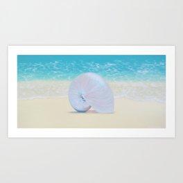 Treasure Of The Sea Art Print