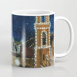 Plaza: Snowy Coffee Mug