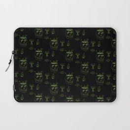 Happy Supplies - Lime & Black Laptop Sleeve