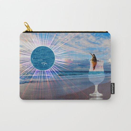 BEACH FANTA-SEA Carry-All Pouch