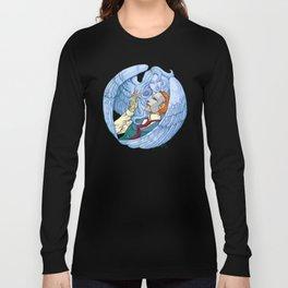 Erik & the Siren Long Sleeve T-shirt