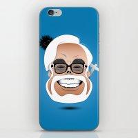hayao miyazaki iPhone & iPod Skins featuring Dōmo Arigatō Hayao Miyazaki (Color version) by Arian Noveir