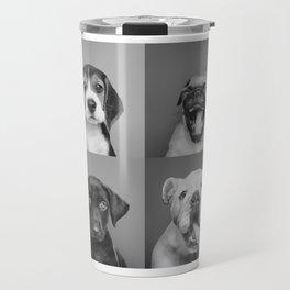 Puppies Collection Travel Mug