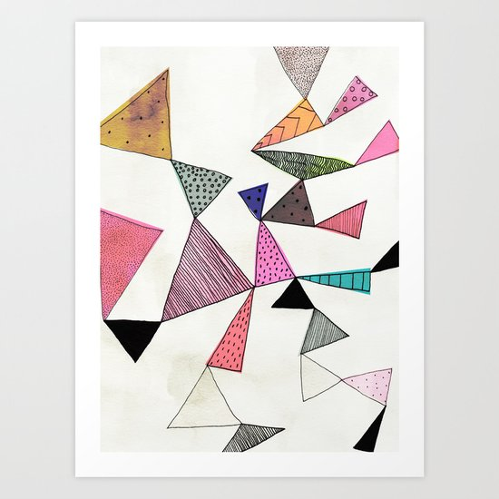 TD16 Art Print