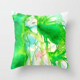 SILIMAURË Throw Pillow