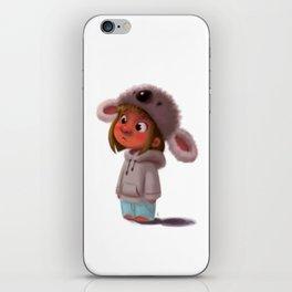 Koala Girl  iPhone Skin