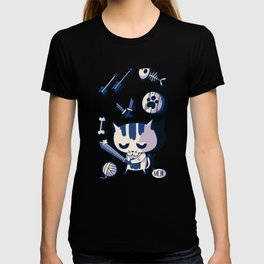Cat the Conqueror T-shirt