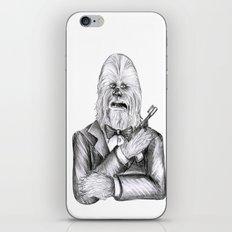 Wookie 007 iPhone & iPod Skin