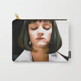 Uma Thurman @ Pulp Fiction Carry-All Pouch