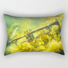 Songs from the Baltic Sea Rectangular Pillow