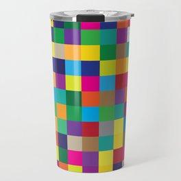 Geometric No. 4 Travel Mug