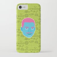fresh prince iPhone & iPod Cases featuring Carlton - The fresh prince of Bel-Air by Kuki