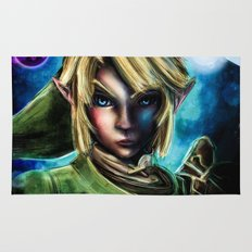 Legend of Zelda Link the Epic Hylian Rug