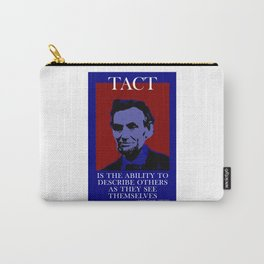Four Score and Whatever Carry-All Pouch