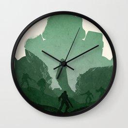 Halo 3 Wall Clock