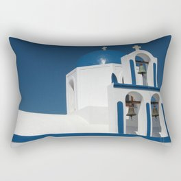 Greek Church Rectangular Pillow