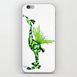 Fantasy Bird Gobi iPhone Skin