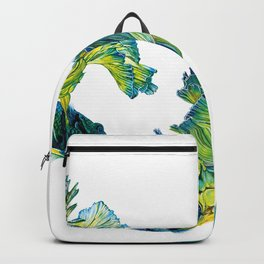 Ocean Dream- Betta Fish Backpack