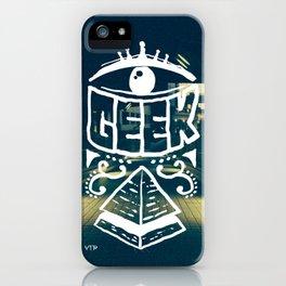 GEEK iPhone Case