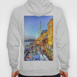 Picturesque Istanbul Hoody
