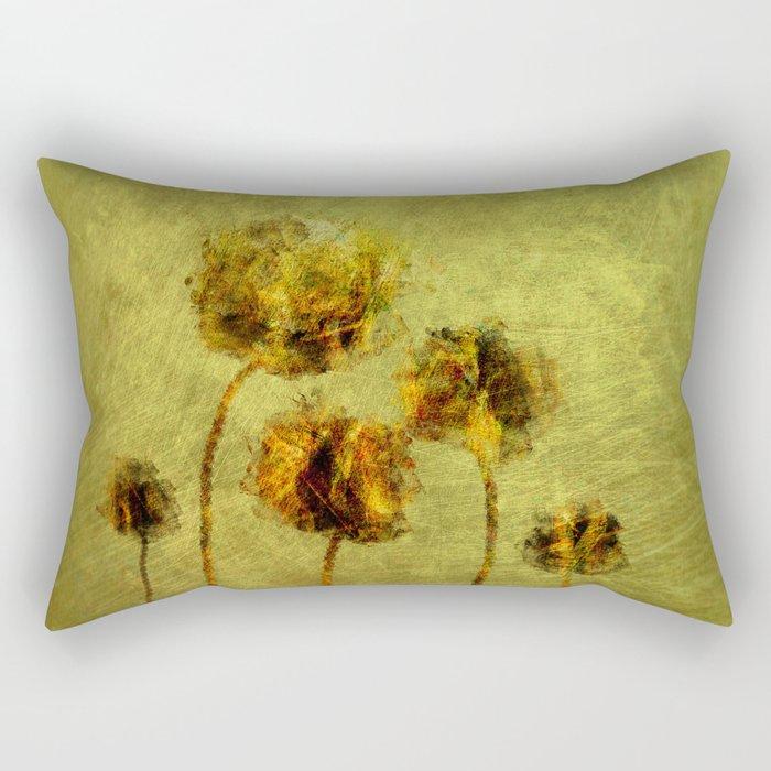 Reclaimed... Rectangular Pillow