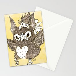 Squawker Stationery Cards