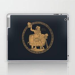 Call ME Beercules Laptop & iPad Skin