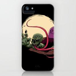 Not dead yet iPhone Case