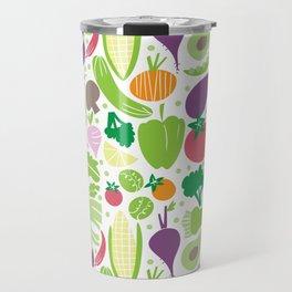 Delicious veggies Travel Mug