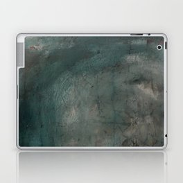 from a distance (earth interrupted V) Laptop & iPad Skin