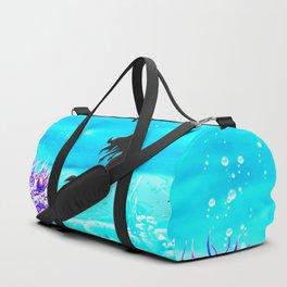 Beauty Light Mermaid Duffle Bag