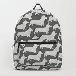 Corgi Silhouette(s) Backpack