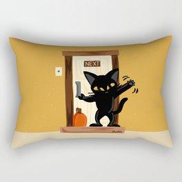 Good-bye Rectangular Pillow