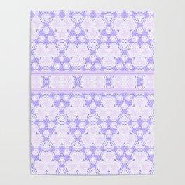 Lavender decor Pattern Design Poster